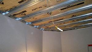 Procder L39isolation Acoustique Du Plafond