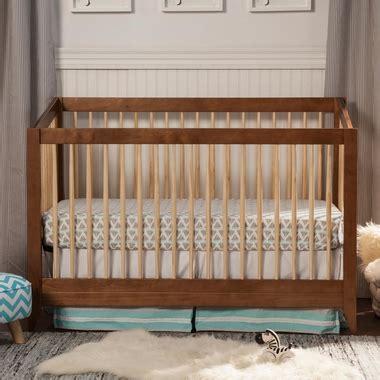 davinci highland crib davinci highland crib in chestnut ships free at simply