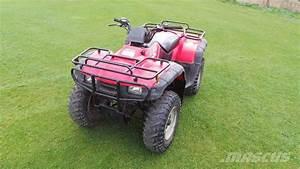 Used Honda Trx 350 Tm Atvs Year  2001 For Sale