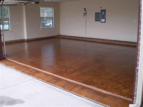 garage floor coatings sealant specialists stain