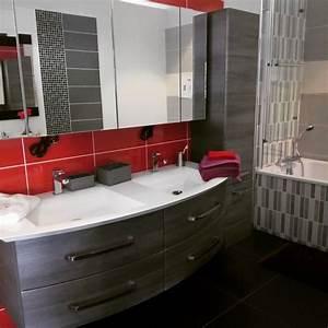 Salle De Bain Rénovation : salle de bain mj plomberie pau ~ Nature-et-papiers.com Idées de Décoration