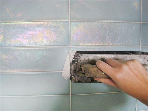 how to install glass mosaic tile backsplash in kitchen kitchen update add a glass tile backsplash hgtv