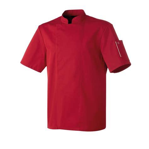 veste cuisine robur veste de cuisine polyester et coton nero robur