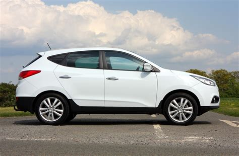 Hyundai Images by Hyundai Ix35 Estate Review 2010 2015 Parkers
