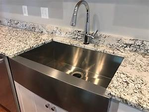 whats trending apron kitchen sinks ndi With apron sink vs farmhouse sink