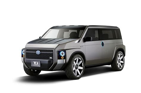Toyota Cruiser by Toyota Tj Cruiser Reinvents The Motor Trend