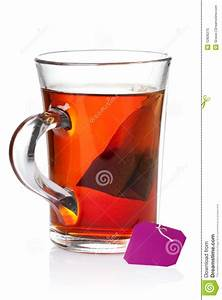 Tee Im Glas : glas tee stockbild bild von abschlu becher gelb schwarzes 12836275 ~ Markanthonyermac.com Haus und Dekorationen