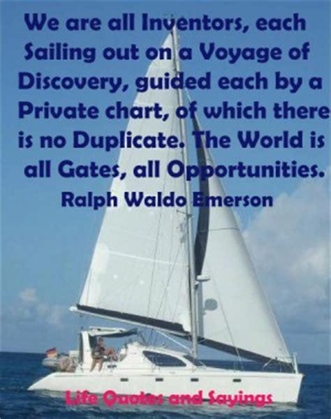 sailing quotes  life quotesgram