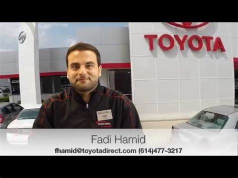Toyota Direct Morse Road by Fadi Hamid Toyota Direct Columbus Oh