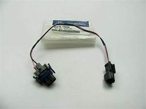 New Oem Fog Light Lamp Wire Harness For 12