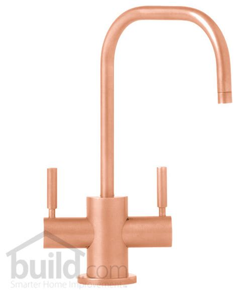 kitchen faucets contemporary modern copper kitchen faucet quicua com