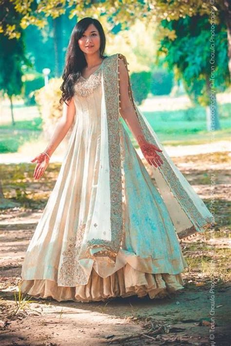 latest party wedding wear frocks designs collection
