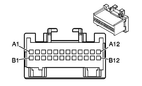 2004 Chevy Cavalier Radio Wire Harnes by Nav System Tech Info