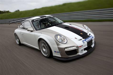 Porsche Unveils 2012 My 911 Gt3 Cup Racer