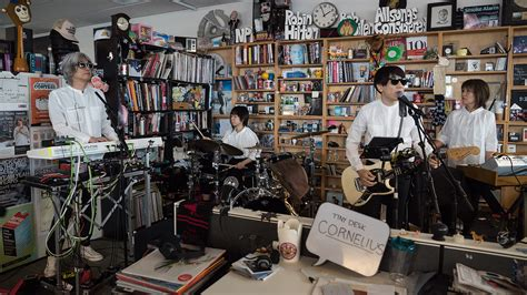 Npr Tiny Desk by Cornelius Tiny Desk Concert Npr