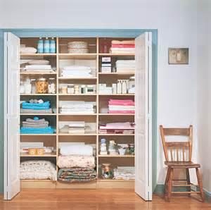 Walk In Linen Closet Design by How To Organize A Closet
