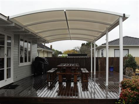 canap pvc canopy awning for deck 28 images residential globe