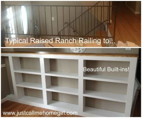 ordinary raised ranch beautiful staircases