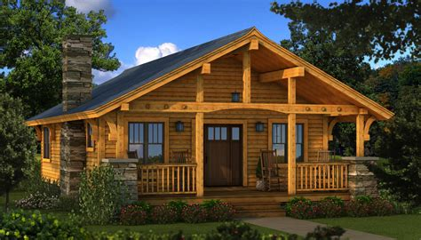 Best Cabin Plans by Bungalow 2 Plans Information Southland Log Homes
