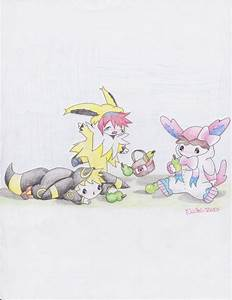 Sylveon And Umbreon Fanfiction | www.imgkid.com - The ...