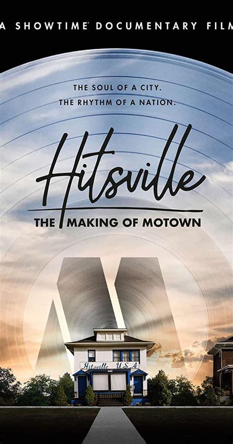 hitsville  making  motown