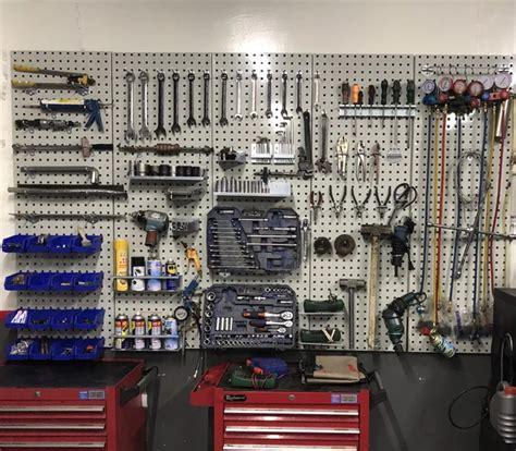 tool hang board wall auto repair tool rack square hole board hook wall hang board hole board