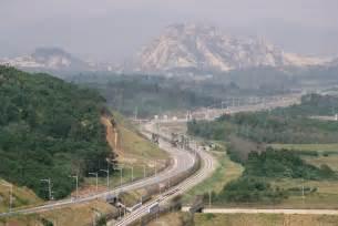 Demilitarized Korean Zone DMZ Korea