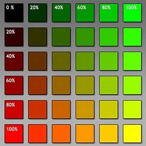 Farbpalette Wandfarbe Grün : die farbe orange ~ Indierocktalk.com Haus und Dekorationen
