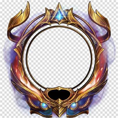 League Legends Transparent Gaming Circle Badge Symbol