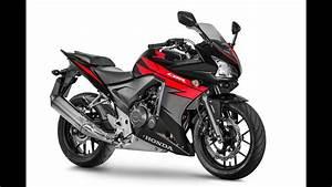 Honda Apresenta Cb-500f    Cbr-500r 2015 - Motonews
