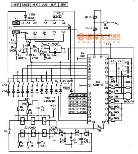 Index Electrical Equipment Circuit Diagram