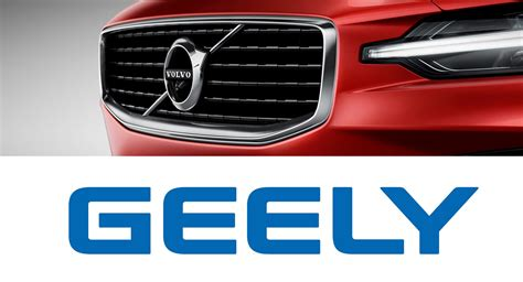 volvo  merger talks  geely