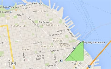 large power outage affecting san francisco embarcadero