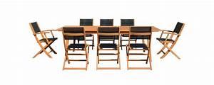 Ensemble Table De Jardin : ensemble table et chaise de jardin boutique jardin ~ Edinachiropracticcenter.com Idées de Décoration