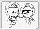 Octonauts Coloring Pages Octopod Templates Dashi Printable Drawing Gups Printables Bestofcoloring Getdrawings Colouring Gup Captain Hat Drawings Pdf Kolorowanki Getcolorings sketch template