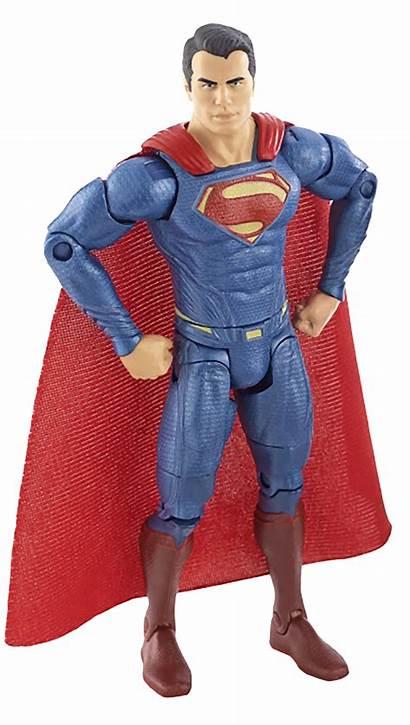 Superman Batman Justice Dawn Figures Mattel Bvs