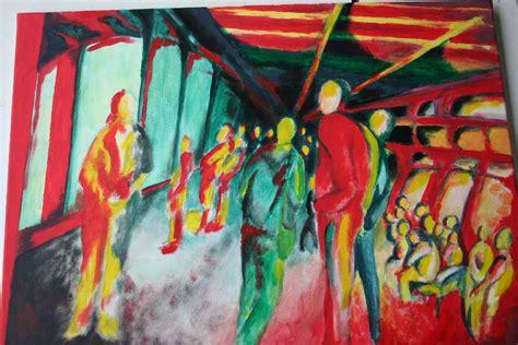 expressionismus kunst merkmale merkmale des expressionismus vorbereitung f r die m