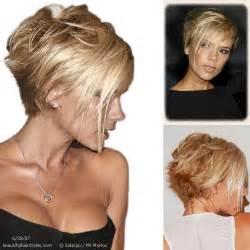 coupe cheveux courts visage rond coupe de cheveux carré plongeant