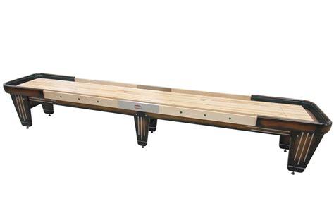 16 foot shuffleboard table 16 foot rock ola shuffleboard table mcclure tables
