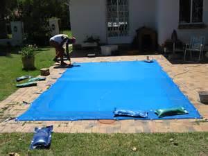 Swimming Pool Leaf Net Covers