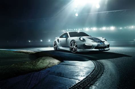 Deze Porsche 991 Turbo S Is Precies Goed Gallery