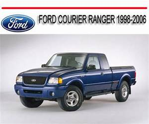 Ford Courier Ranger 1998