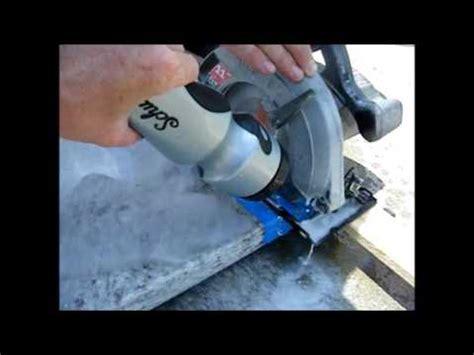 cutting granite countertop in place how to cut granite countertops