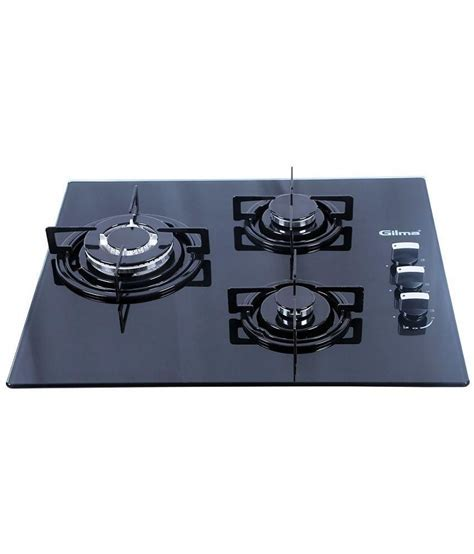 Gilma GS60 3B 3 Burner Automatic Price in India   Buy