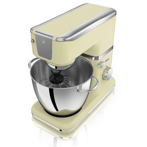 Swan SP21010CN Retro Stand Mixer   Cream   1000W Homeware