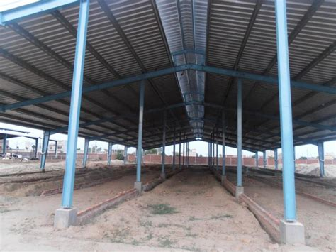 indian cattle shed design