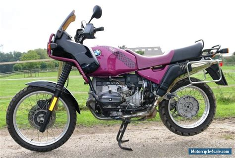 R80gs For Sale by 1995 Bmw R80gs For Sale In United Kingdom