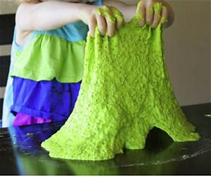 Non Toxic Neon Slime