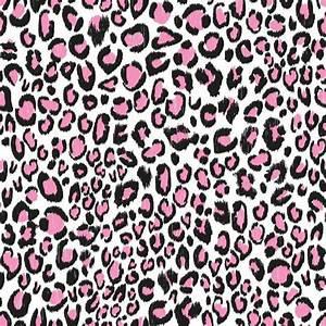 Multi Colored Leopard Pink Wallpaper