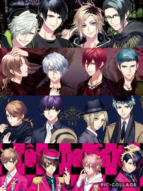 Pin By Aika Haruo On Games Anime Lovers Anime Guys Anime